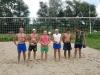 Finaliści Otwartych Mistrzostw Tarnowa w siatkówce plażowej 2014
